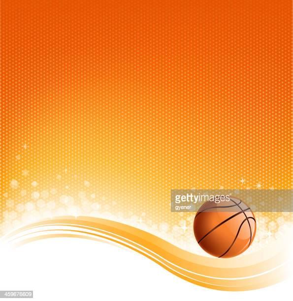 ilustraciones, imágenes clip art, dibujos animados e iconos de stock de backround de baloncesto - pelota de baloncesto