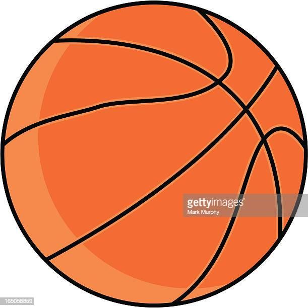 60点のバスケットボールのシュートのイラスト素材クリップアート素材