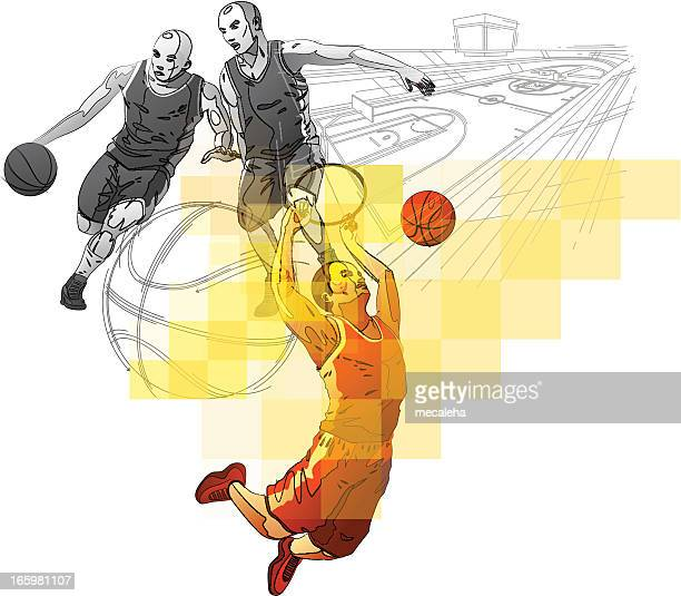 Basketball composition