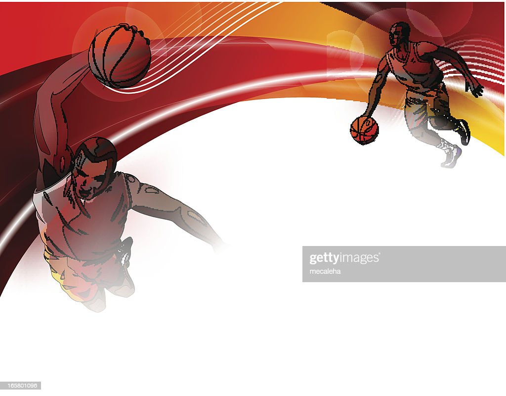 Basketball Design : stock illustration