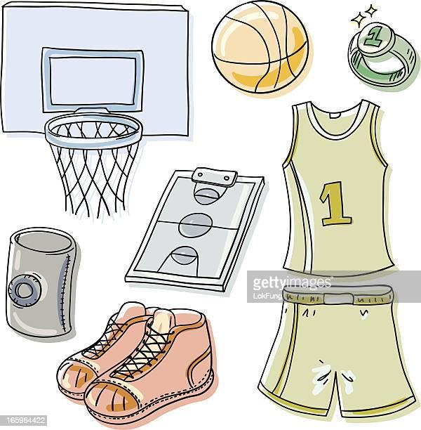 437点のバスケットボールのシュートイラスト素材 Getty Images
