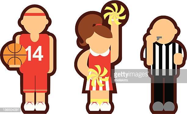 Basketball People