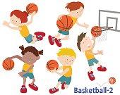 Basketball player-02