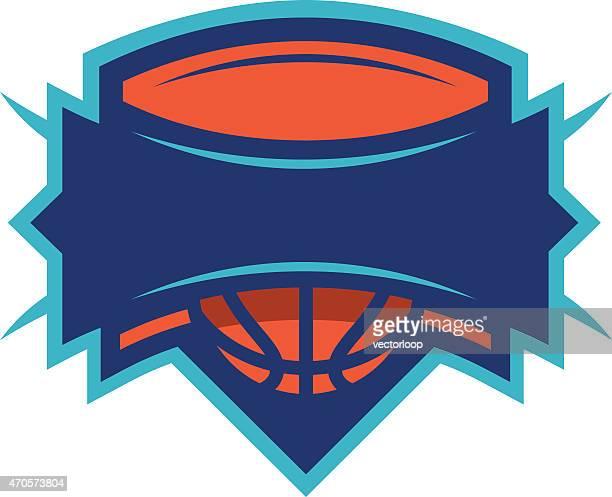 ilustraciones, imágenes clip art, dibujos animados e iconos de stock de protector de baloncesto - canasta de baloncesto
