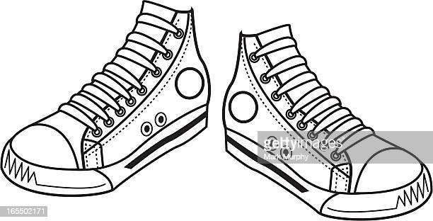 Basketball Sneaker Shoe