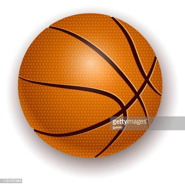 basketball symbol - basketball competition stock illustrations