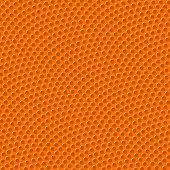 Basketball texture seamless pattern