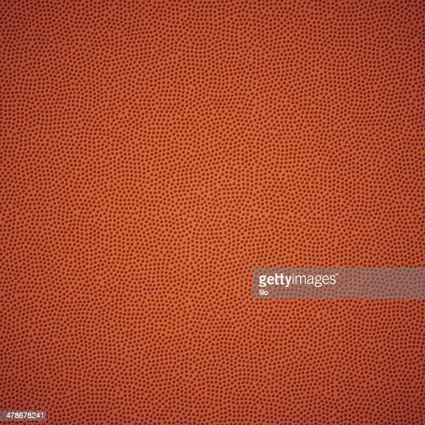 basketball texture - brown background stock illustrations