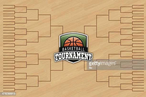 basketball tournament - basketball competition stock illustrations