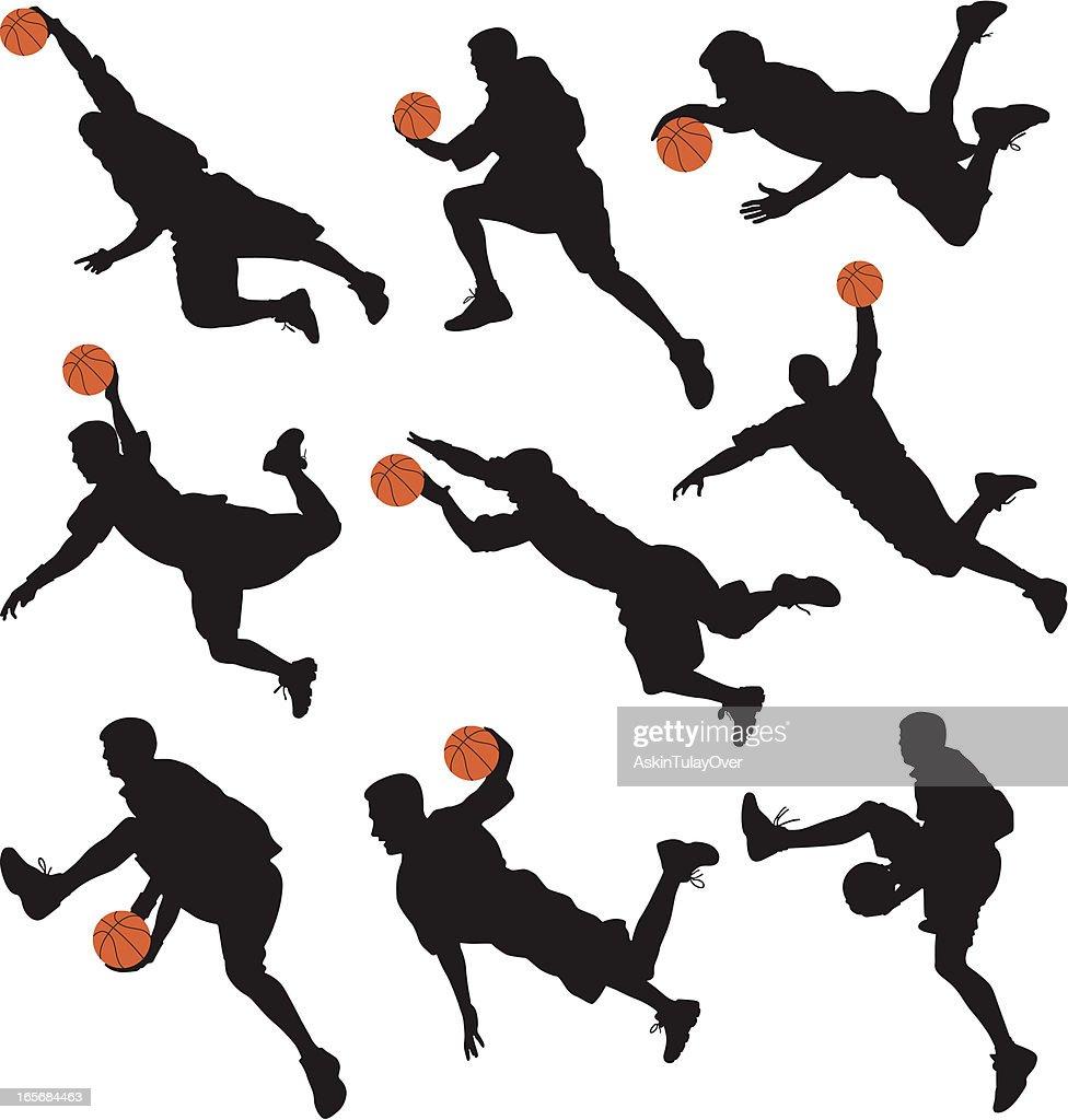 Basketball : stock illustration