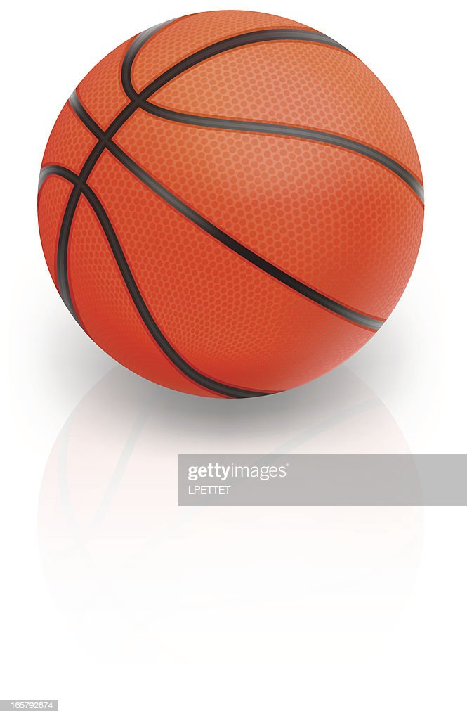 Basketball - Vector Illustration