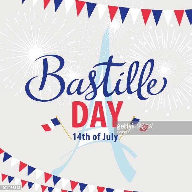 バスティーユデー - 公的祝日点のイラスト素材/クリップアート素材/マンガ素材/アイコン素材