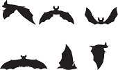 Bat Silhouette Collection