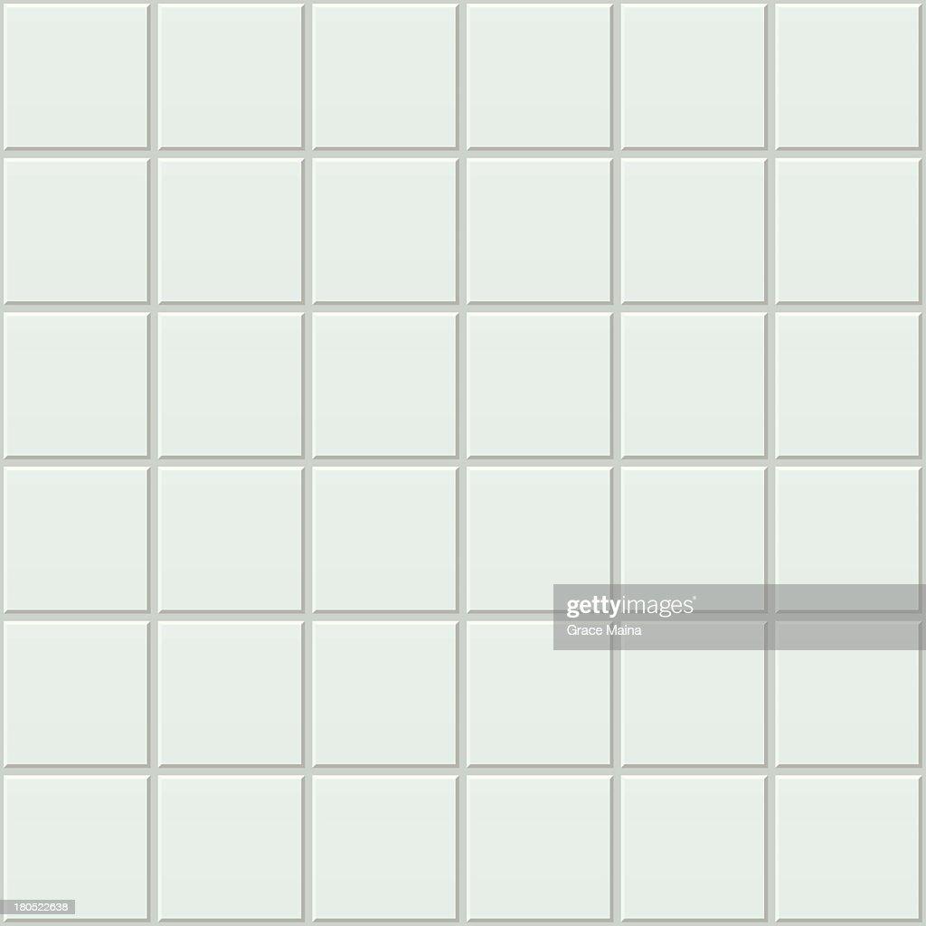 Bathroom tiles - VECTOR : stock illustration