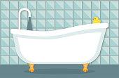 bathtub Flat Design