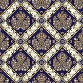 Free Download Of Motif Batik Vector Graphics And Illustrations