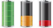 Battery symbole
