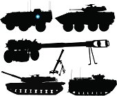 Battle Tanks and Trucks
