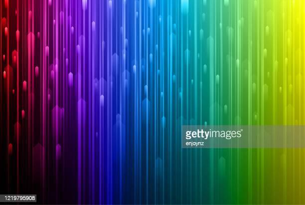bbstract虹の線の背景 - レインボーフラッグ点のイラスト素材/クリップアート素材/マンガ素材/アイコン素材