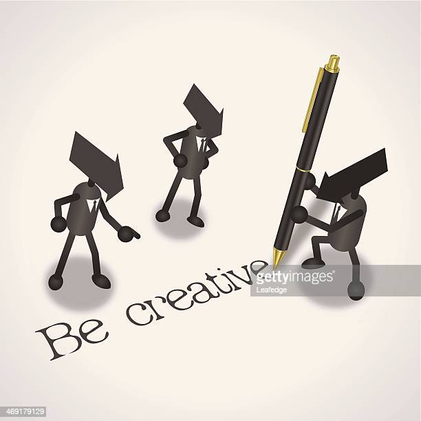 be creative - legal document stock illustrations, clip art, cartoons, & icons