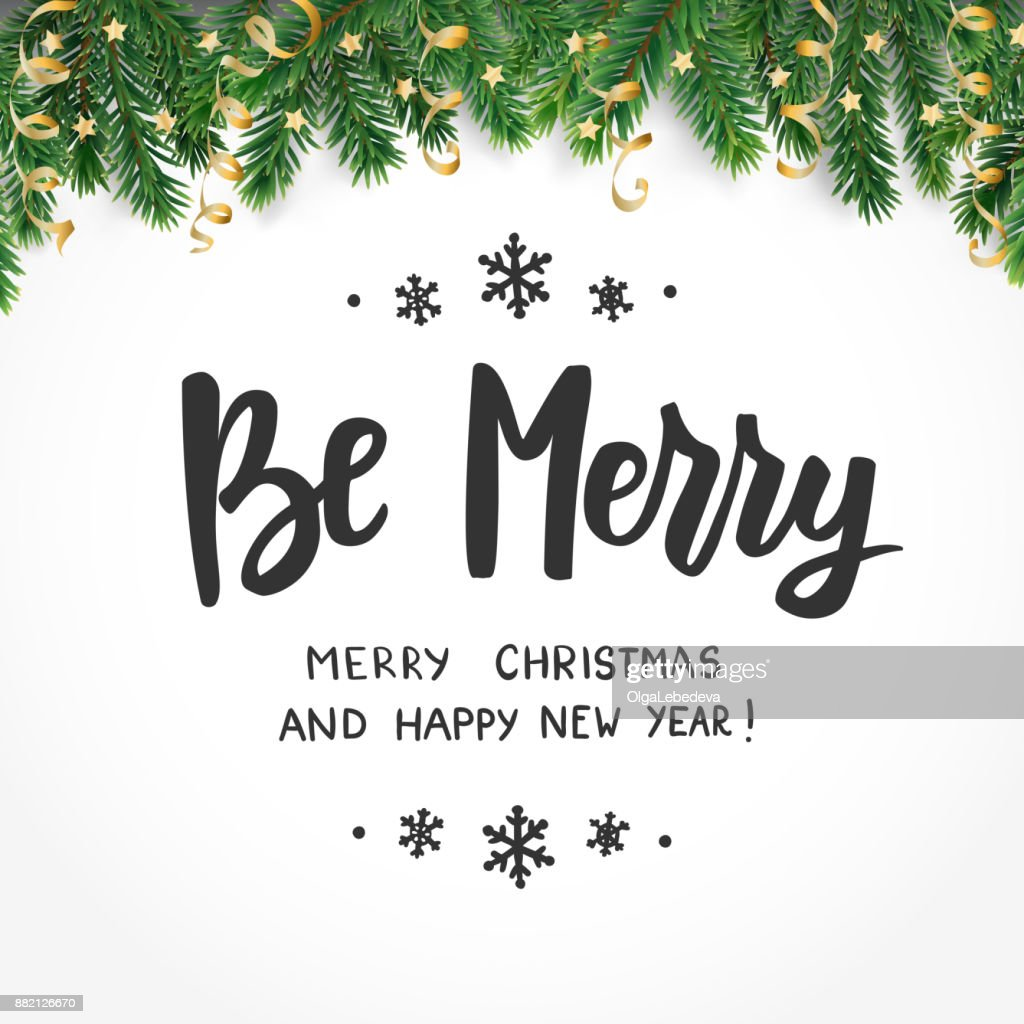 Be merry happy new year and merry christmas text holiday greetings be merry happy new year and merry christmas text holiday greetings quote fir m4hsunfo