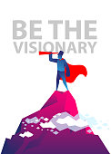 Be the visionary