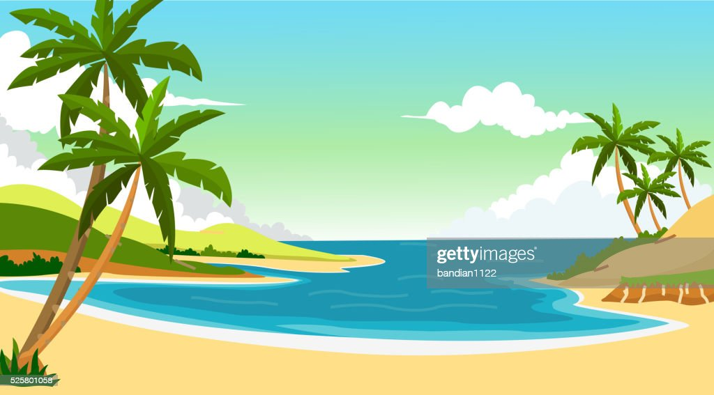 beach background for you design