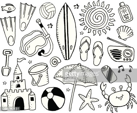 doodles high res vector graphic getty images