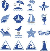 Beach Icons - Pro Series