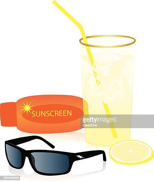 Beach Refreshment