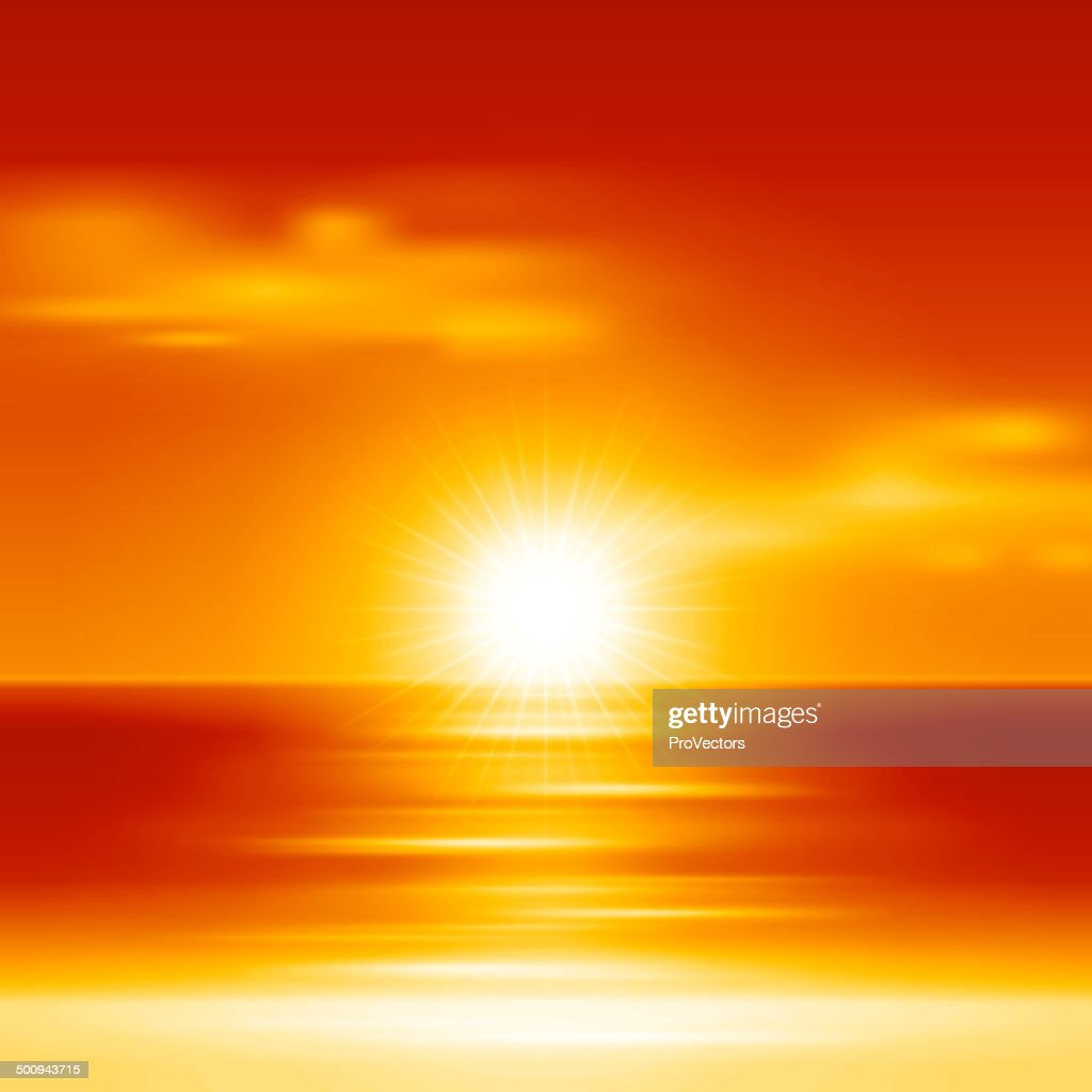 Beach sea and sun summer holidays