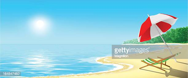beach - beach stock illustrations