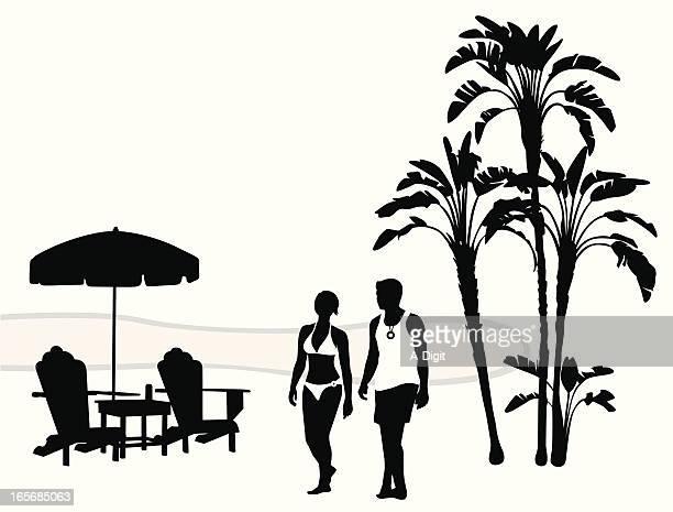Illustrations et dessins anim s de parasol de jardin - Dessin parasol ...