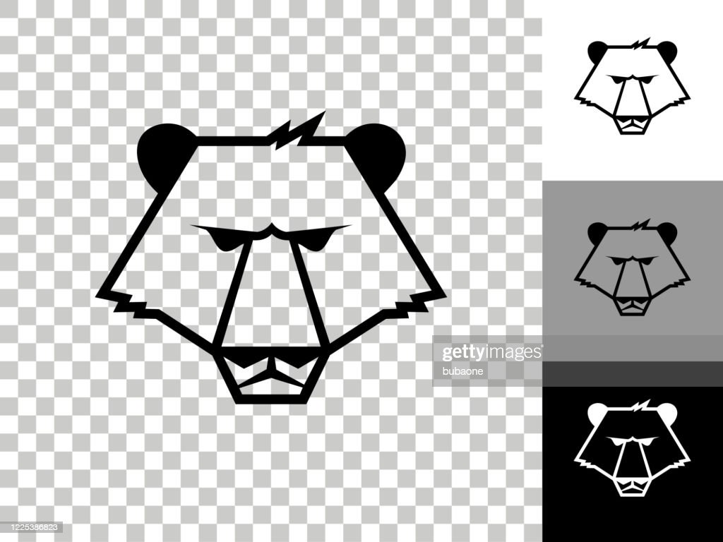 bear icon on checkerboard transparent background high res vector graphic getty images https www gettyimages co uk detail illustration bear icon on checkerboard transparent royalty free illustration 1225386823