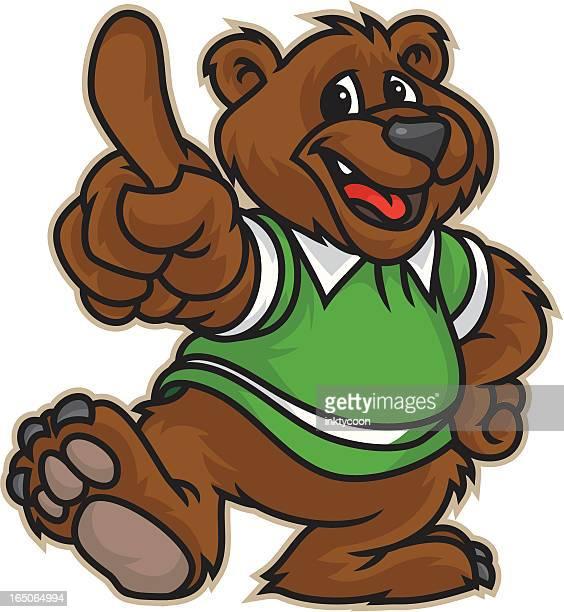 bear - bear cub stock illustrations