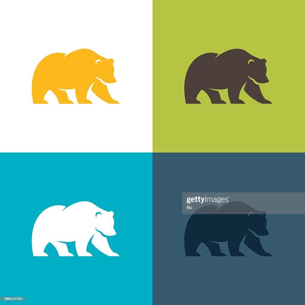 Bear  : Stock-Illustration