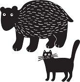 Bear&cat