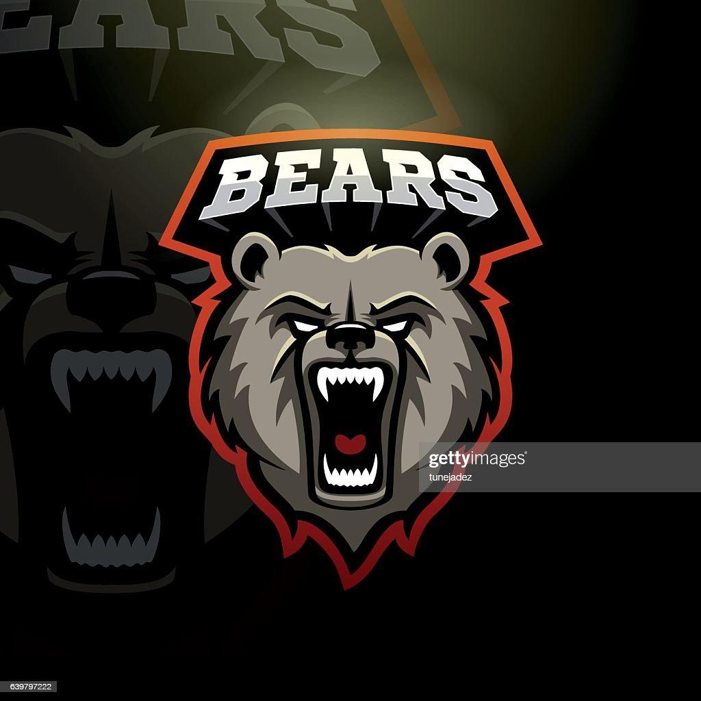 Bears sport sign