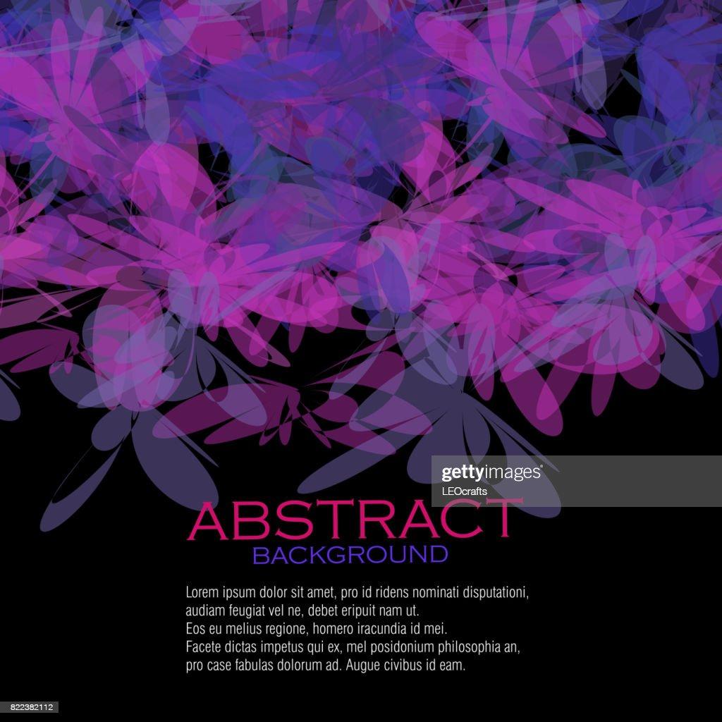 Beautiful Abstract Background : stock illustration