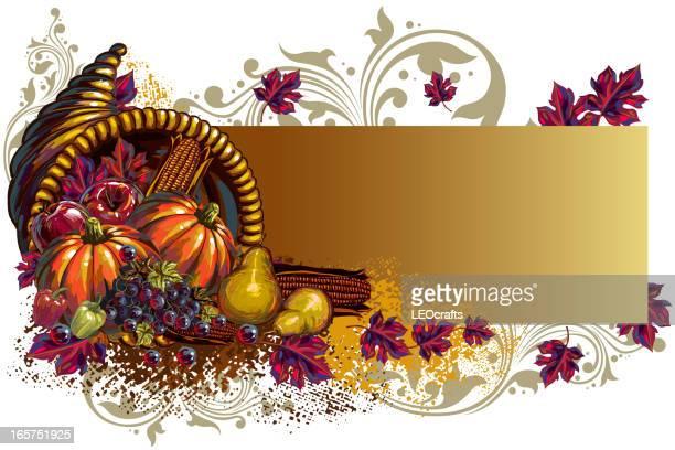 Beautiful Autumn Background/Banner