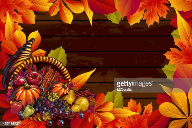Beautiful Autumn/Thanksgiving Background