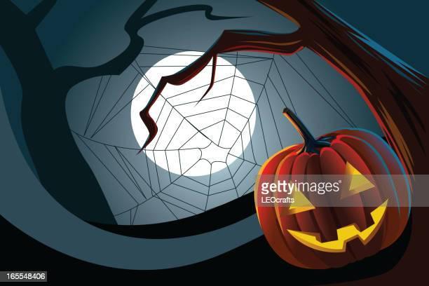 Beautiful Halloween background