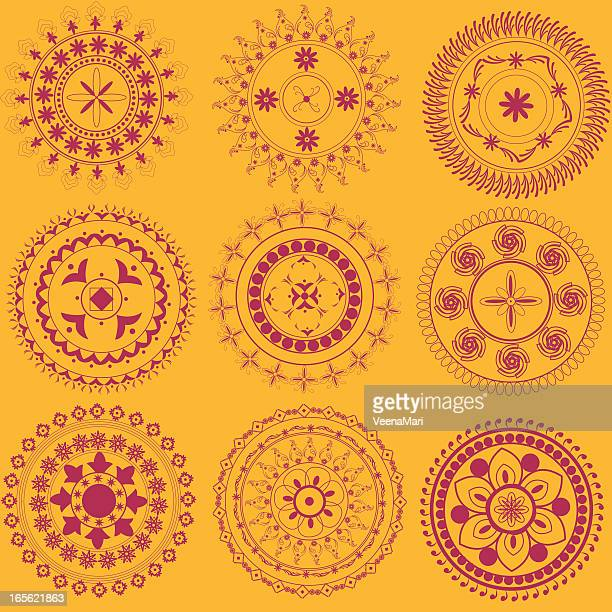 Beautiful Indian Design elements