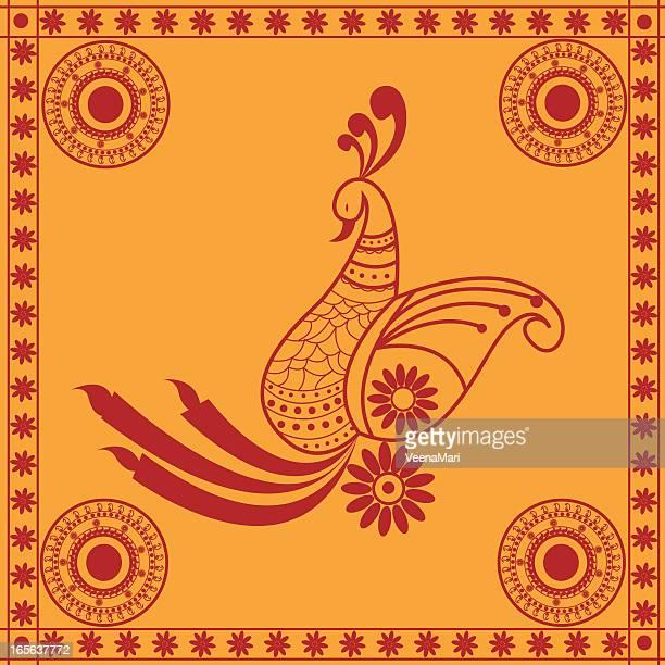 Beautiful Indian Folk art