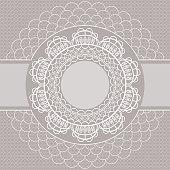 Beautiful lace background