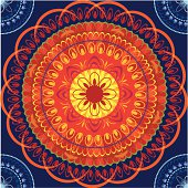 Beautiful Mandala Design.
