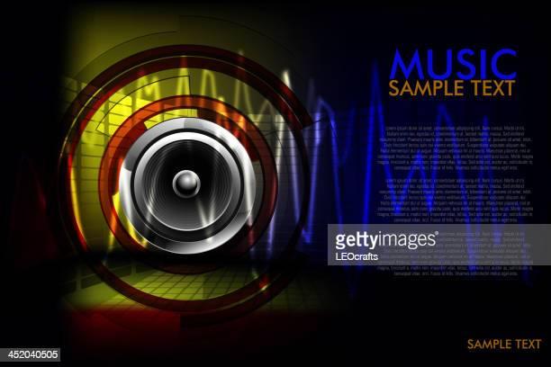 Beautiful Music Background