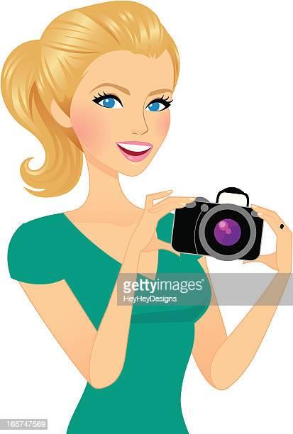Beautiful Photographer