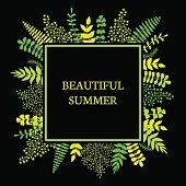beautiful summer