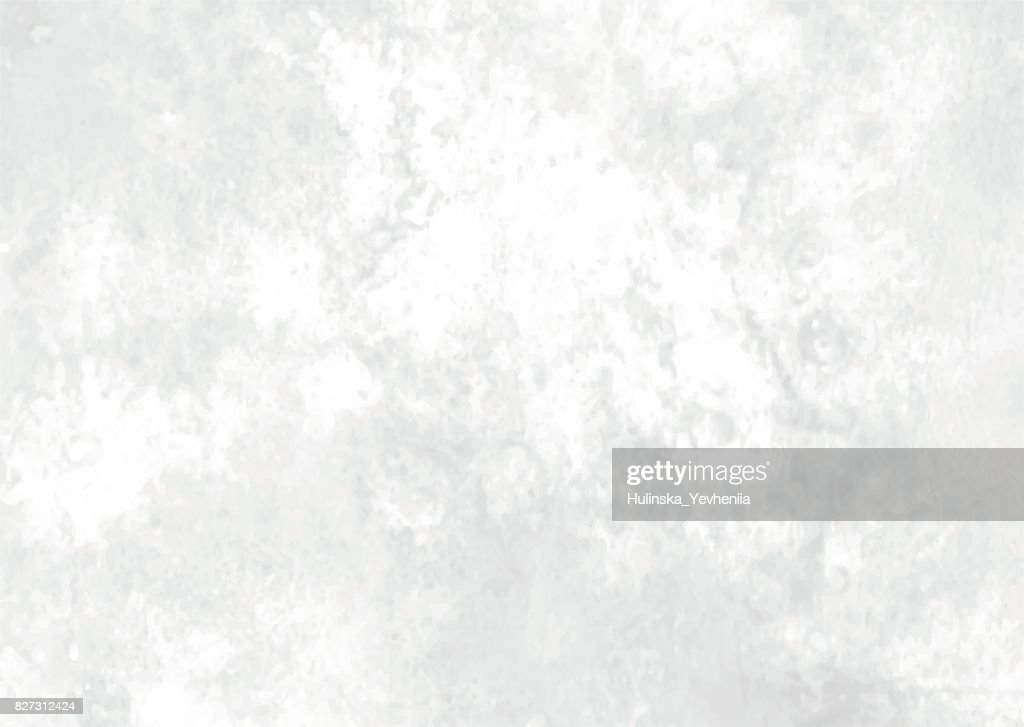 beautiful watercolor abstract background. In shades of grey with the effect of marbling. Vector illustration